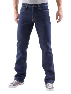 Lee Brooklyn Straight Jeans one wash