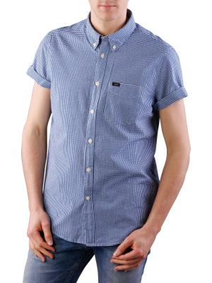Lee Button Down SS Shirt deep indigo