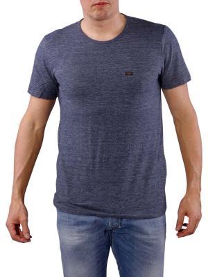Lee Mele Pocket Tee T-Shirt washed blue