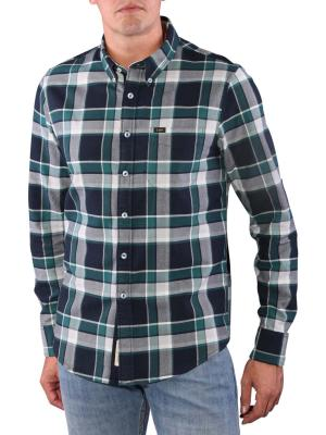 Lee Button Down Shirt balsam green