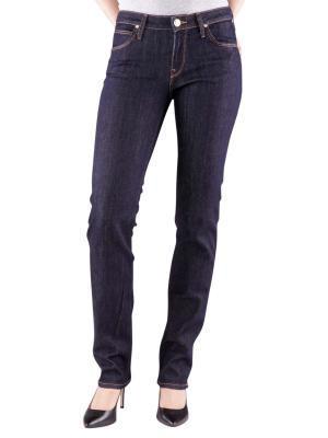 Lee Marion Straight Jeans one wash