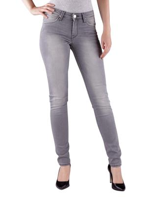 Lee Scarlett Jeans used grey