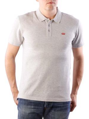 Levi's Polo Shirt medium grey heather