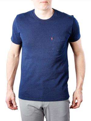 Levi's SS Setin Sunset Pockets T-Shirt saturated indii