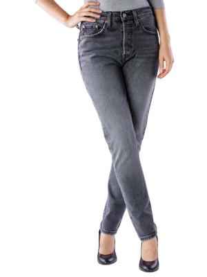 Levi's 501 Jeans Skinny coal black