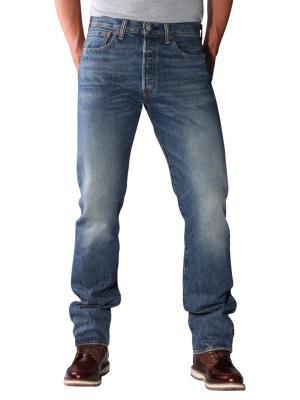 Levi's 501 Jeans black fog