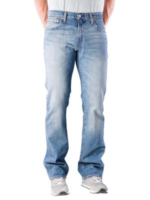 Levi's 527 Jeans Slim Boot Cut pulley t2