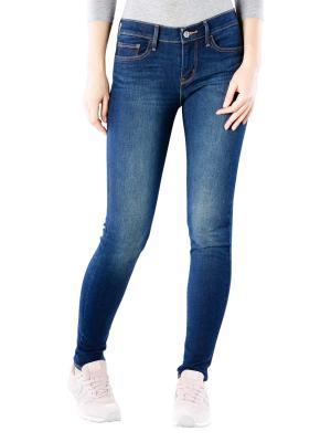 Levi's 710 Jeans Super Skinny reign or shine