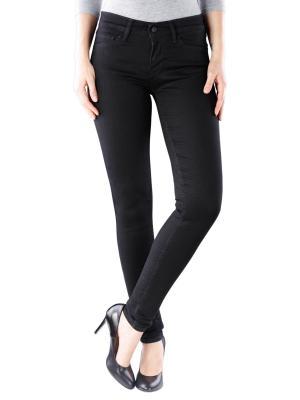 Levi's 710 Jeans Innovation Super Skinny black galaxy