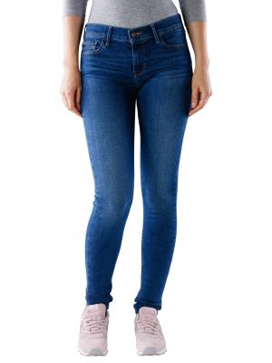 Levi's 710 Jeans Innovation Super Skinny prestige indigo