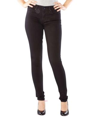Levi's 711 Skinny Jeans black sheep