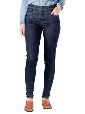 Levi's 720 High Rise Super Skinny deep serenity