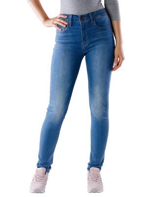 Levi's 721 Jeans High Skinny dust in the wind