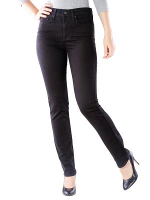 Levi's 724 Jeans High Straight black sheep