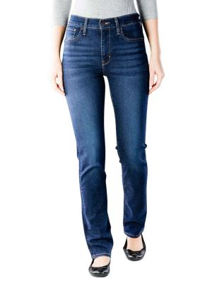 Levi's 724 Jeans High Straight role model