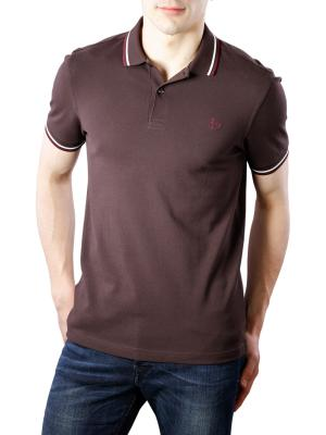 Fred Perry Twin Tipped Polo Shirt liquorice