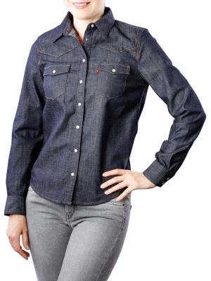 Levi's Modern Western Shirt authentic dark