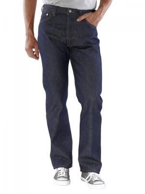 Levi's 501 Jeans Shrink-to-Fit indigo