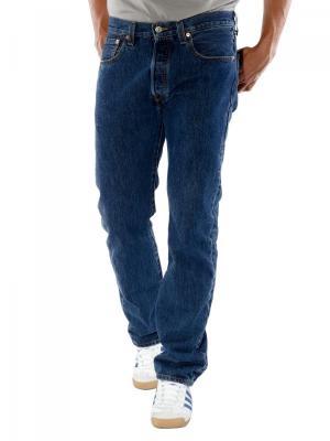 Levi's 501 Jeans dark stonewash