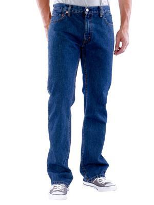 Levi's 505 Jeans dark stonewash