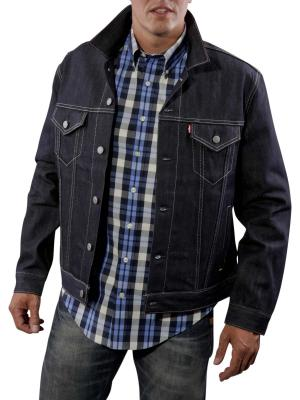 Levi's Trucker Jacket navy