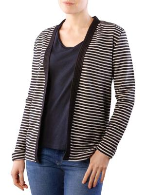 Maison Scotch Sweat Blazer combo a
