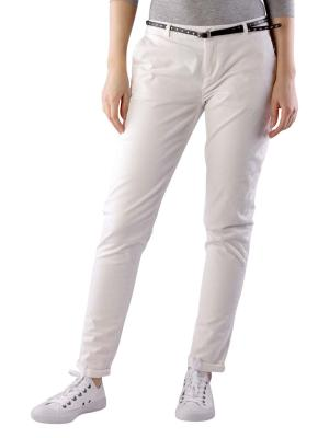 Maison Scotch Slim Chino Pants off white