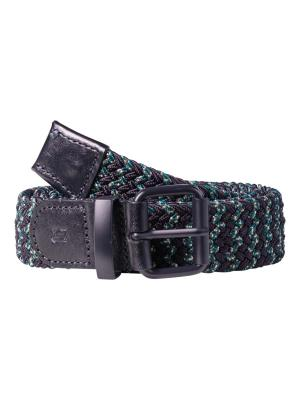 Scotch & Soda Multicolour braided elastic cord belt