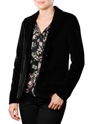 Marc O'Polo Jersey Blazer Long Sleeves Revers black