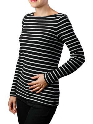 Marc O'Polo T-Shirt Long Sleeve Boat Neck combo L23