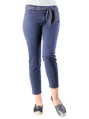 Marc O'Polo Lulea Slim Cropped Jeans midnight blue