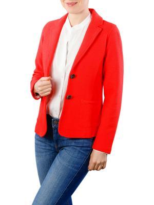 Marc O'Polo Jersey Blazer strong scarlet