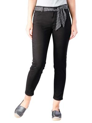 Marc O'Polo Lulea Slim Cropped Jeans black