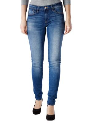 Mavi Adriana Jeans Skinny deep shaded