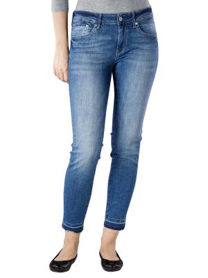 Mavi Adriana Ankle Jeans Skinny light foggy stretch