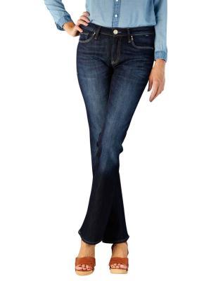 Mavi Bella Mid-Rise Jeans Dark Indigo Stretch