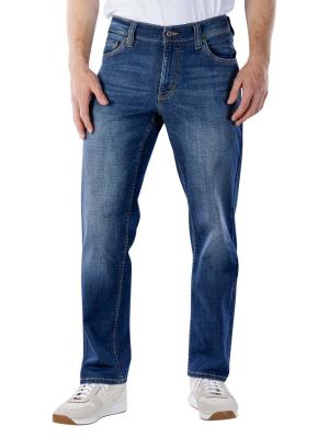 Mustang Big Sur Jeans Straight Fit denim blue used