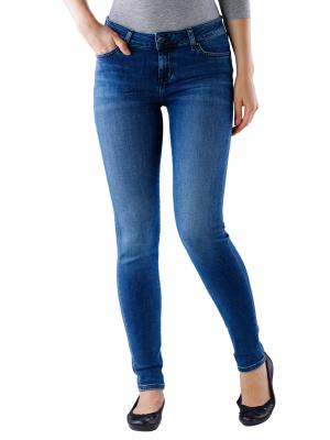 Mustang Jasmin Jeggins Jeans blue denim