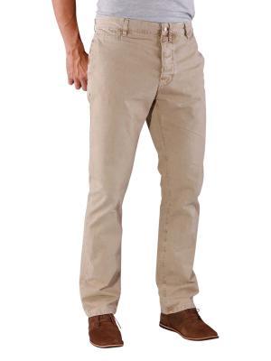 Nudie Jeans Khaki Regular worn