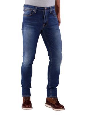 Nudie Jeans Lean Dean bay blue