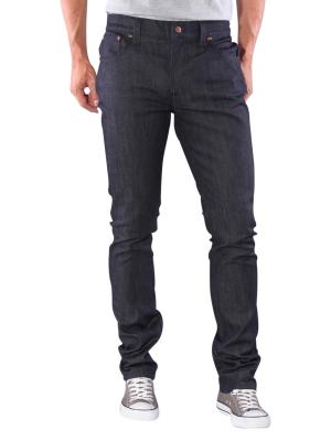 Nudie Jeans Tape Ted dry grey embo