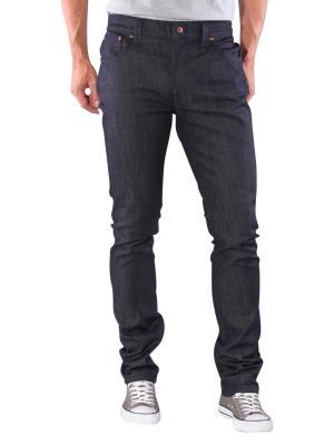 Nudie Jeans Tape Ted dry grey embo