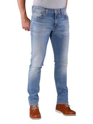 Nudie Jeans Tape Ted indigo blench