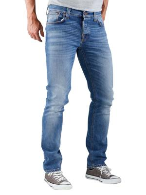 Nudie Jeans Grim Tim best coast blues