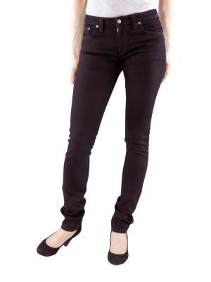 Nudie Jeans Skinny Sam Organic Black Black