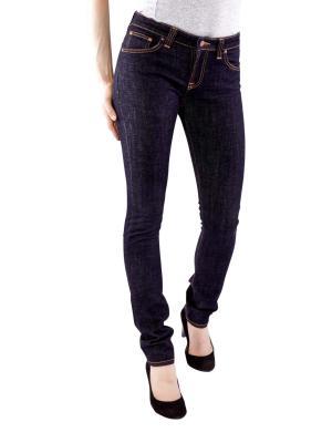 Nudie Jeans Skinny Sam Organic Twill Navy