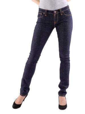 Nudie Jeans Tight Long John Organic Twill Rinsed