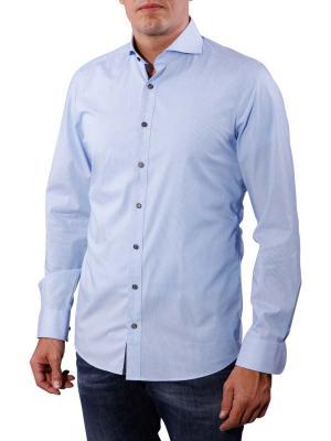 Olymp Shirt ls blue