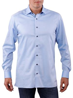 Olymp Shirt ls blue