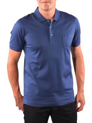Olymp Polo Shirt navy